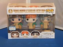Funko Pop Barnes & Noble Exclusive Harry Potter 3 Pack Vinyl