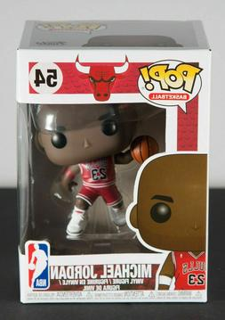 FUNKO POP! BASKETBALL NBA 54: MICHAEL JORDAN VINYL FIGURE! N