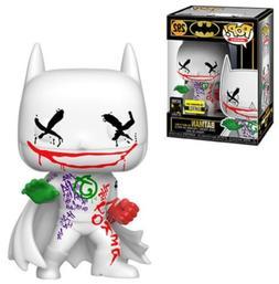 Funko Pop Batman Jokers Wild Batman Vinyl Figure EE Exclusiv
