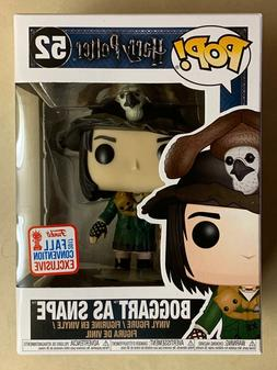 Funko POP Boggart as Snape Harry Potter 2017 NYCC Exclusive