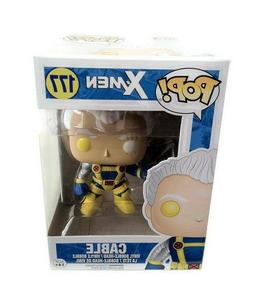 Funko Pop Cable X Men 177 Marvel Vinyl Figure Bobble Head Fr