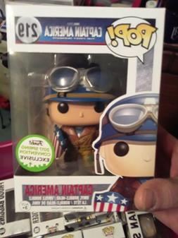 Funko Pop! CAPTAIN AMERICA 2017 SPRING CONVENTION EXCLUSIVE