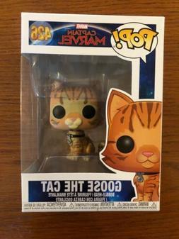 Funko Pop Captain Marvel Goose the Cat Bobble-Head #426 Viny