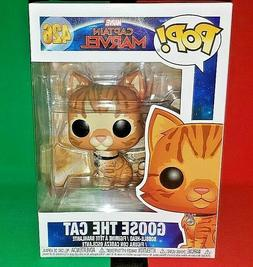 Funko Pop Captain Marvel Goose the Cat Bobble-Head #426 Viny