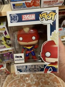 pop captain marvel masked gts exclusive 154