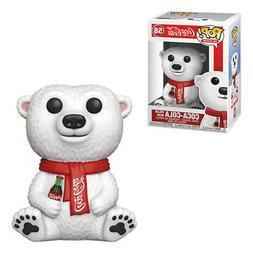 Funko Pop! Coca-Cola Polar Bear Vinyl Figure #58 - Pre-Order