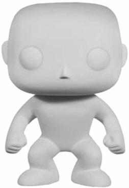 Funko Pop Custom: DIY Pop Male Vinyl Figure