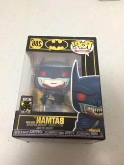 Funko Pop DC Comics Heroes Batman 80th Red Rain Batman Vinyl