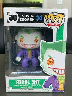 FUNKO POP! DC HEROES ~ THE JOKER ~ #06   BATMAN HARLEY QUINN