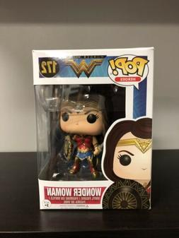 Funko POP! DC Justice League Movie Wonder Woman Toy Vinyl Fi