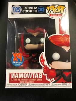 Funko Pop! DC Super Heroes Batwoman Vinyl Figure #297 - PX E