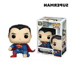 pop dc superman 207 justice league movie