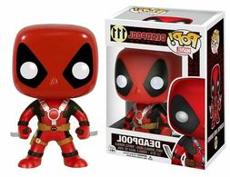 Funko Pop! Deadpool Two Swords Marvel Comics Action Figure 7