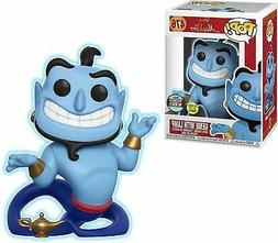 Funko Pop! Disney: Aladdin - Genie with Lamp  Specialty Seri