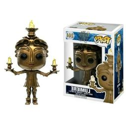 Funko POP! Disney Beauty and the Beast Lumiere #244