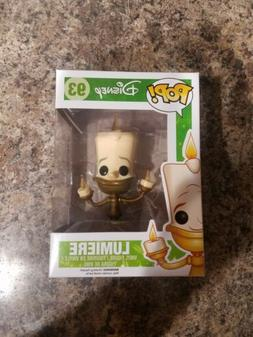Funko Pop! Disney Beauty and The Beast Lumiere #93 Vaulted R