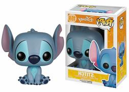 pop disney lilo and stitch stitch seated
