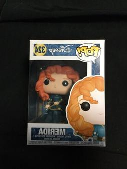 Funko Pop Disney: Merida Collectible Vinyl Figure #324