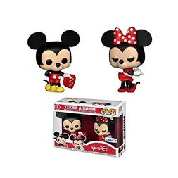 Mickey Mouse and Minnie Mouse Pop! Vinyl 2-Pack -Toys RUs Ex