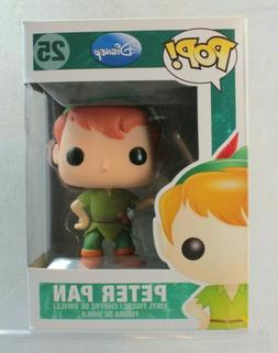 Funko Pop Disney PETER PAN Vinyl Figure 25 Vaulted
