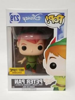 Funko Pop! Disney: PETER PAN Vinyl  Figure #279 - Hot Topic