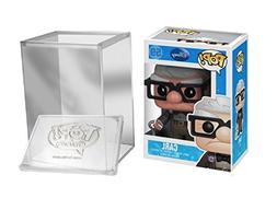 Funko Pop: Disney/Pixar Series 5: Up - Carl Vinyl Figure + F
