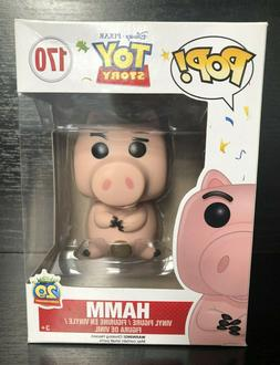 Funko Pop! Disney Pixar- Toy Story- Hamm #170 20th Anniversa