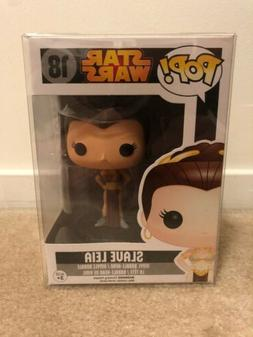Funko Pop Disney Star Wars #18 Slave Leia Vinyl Bobble Head