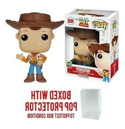 Funko Pop Disney: Toy Story Woody New Pose Action Figure wit