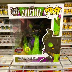 Funko Pop Disney Villains : Glows Maleficent as the Dragon #