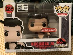 Funko POP! Dr. Ian Malcolm Wounded #552 Figure Jurassic Park