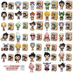 Funko Pop Dragon Ball Z : Goku, Vegeta, Piccolo, Gohan, Gote