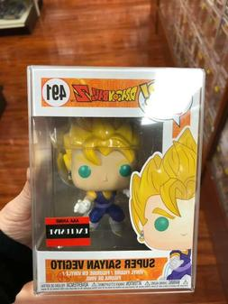 Funko POP Dragon Ball Z Super Saiyan Vegito Vinyl Figure AAA
