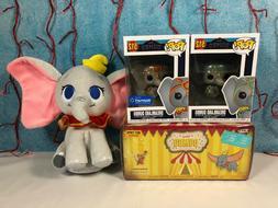 Funko POP! Dumbo Collection w/ Exclusive Figures & Supercute
