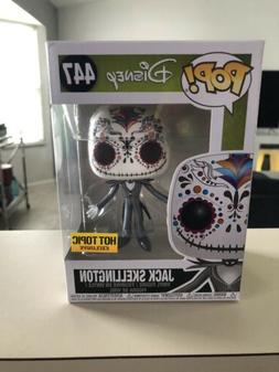 Funko POP EXCLUSIVE Jack Skellington Sugar Skull #447 NBC Di