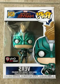 Funko POP! Exclusive Marvel - Captain Marvel - Vers Bobble-H
