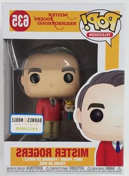 Funko Pop EXCLUSIVE Mister Rogers Puppet #635 Mister Rogers