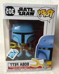 Funko Pop! Exclusive Star Wars Bobble Head Animated Boba Fet