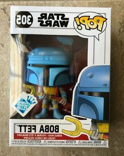 Funko Pop! Exclusive Star Wars Bobble-Head Animated Boba Fet