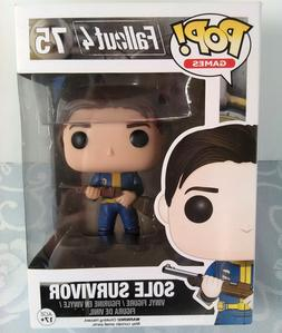 Funko Pop! Fallout 4 Sole Survivor #57 vinyl action figure S