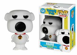Funko Pop Family Guy BRIAN dog cartoon Fox Vinyl Collectible