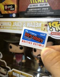 Funko Pop! Figure  Replacement Sticker