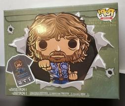 Funko Pop! Figure & Tee Chuck Norris size Small TShirt Targe