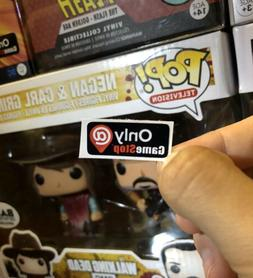 pop figure gamestop exclusive replacement sticker