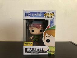 Funko POP Flying Peter Pan Hot Topic Exclusive Disney Vinyl