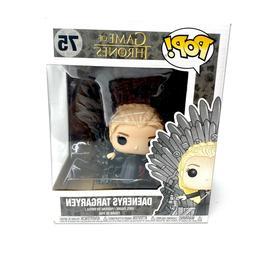 Funko POP! Game of Thrones Daenerys Targaryen on Iron Throne