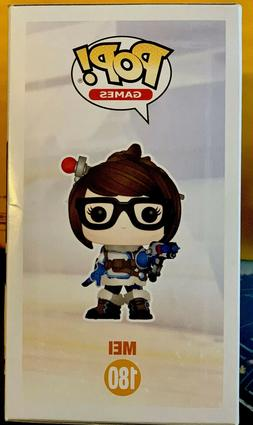 Funko Pop Game Overwatch Mei Vinyl Action Figure Toy #180