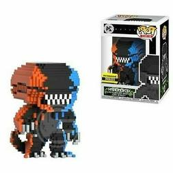 Funko Pop! Games #24 Alien Video Game Deco 8-Bit Pop! Vinyl