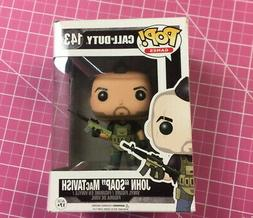 Funko Pop! Games Call Of Duty 143 Collectible Vinyl Figure J