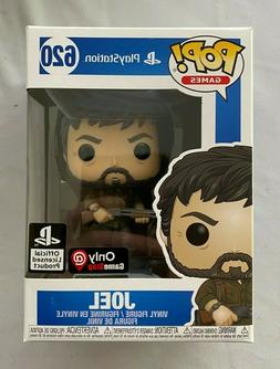 Funko POP! Games Exclusive PlayStation The Last of Us Joel V
